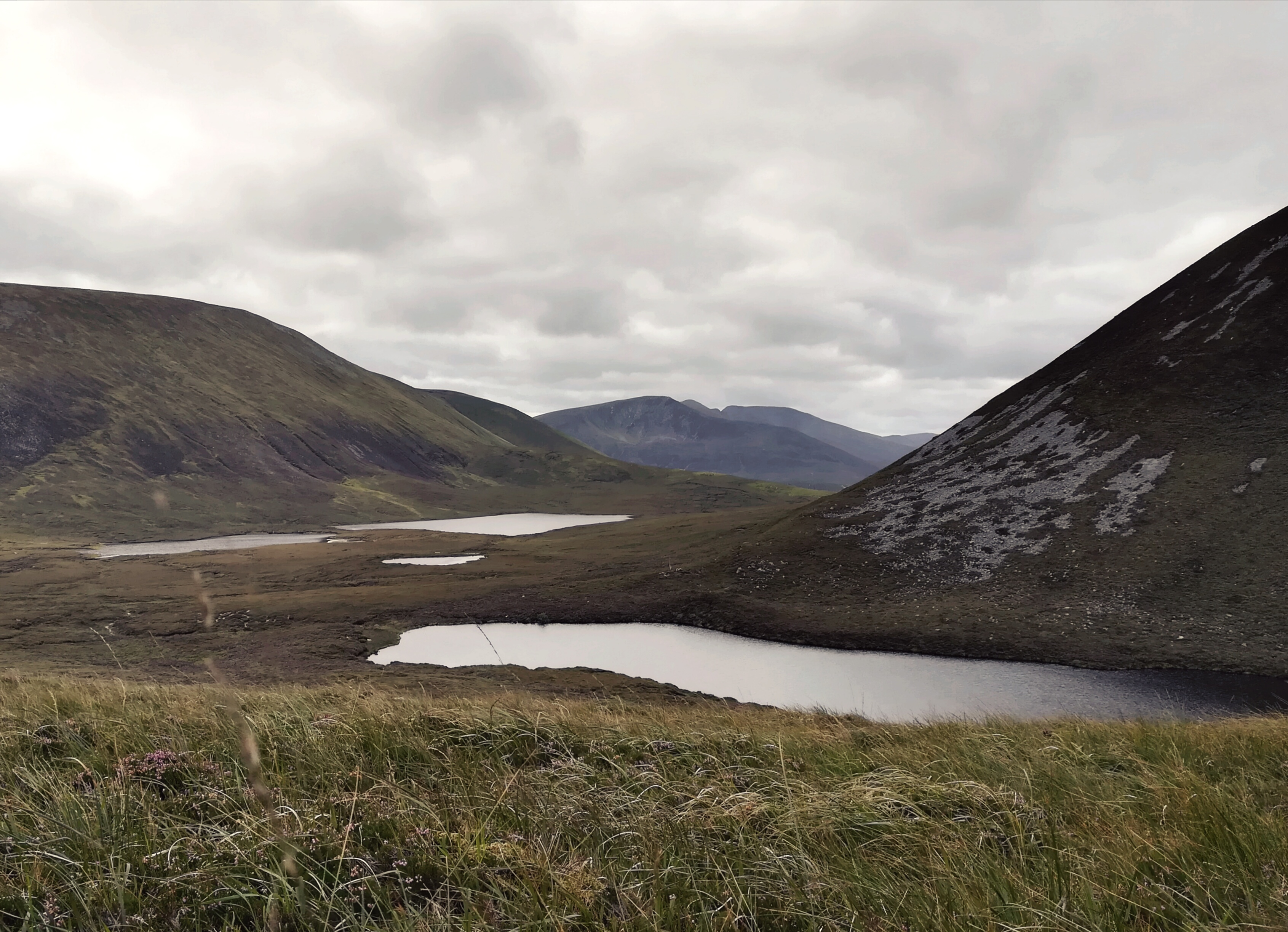 Lakes at Wild Nephin National Park